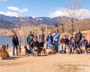 Colorado Springs Dog Walk