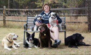 Jill Haffley - dog trainer
